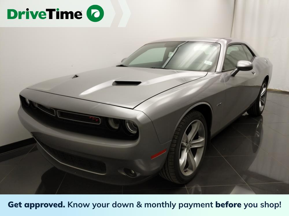 Used 2015 Dodge Challenger for Sale in Frisco, TX | Edmunds