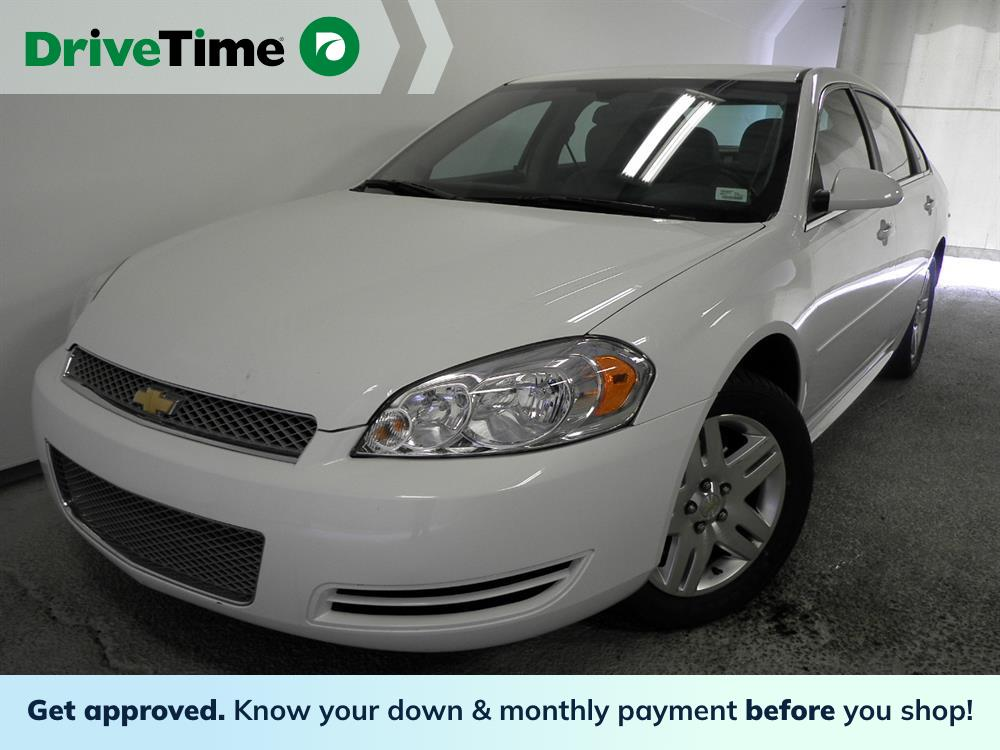 Used Chevrolet Impala for Sale in Phoenix, AZ | Edmunds