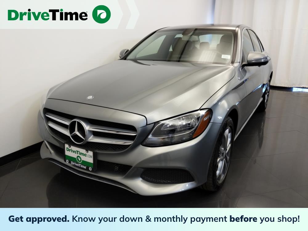 Used Mercedes-Benz C-Class for Sale in Cincinnati, OH ...