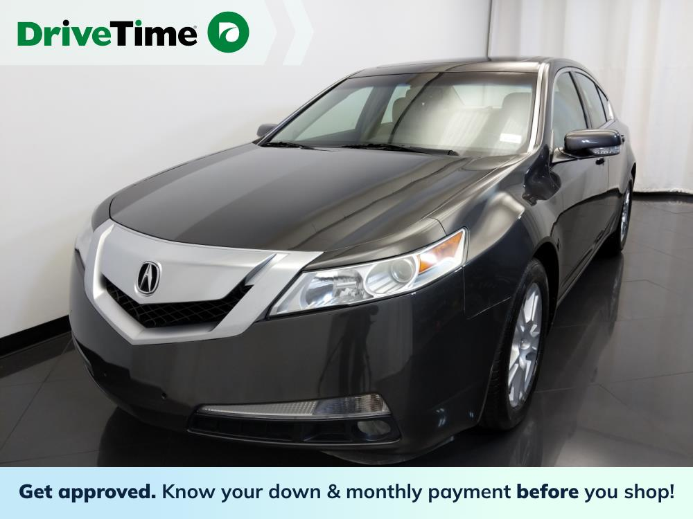 Location: Fort Jennings, OHAcura TL Base in Fort Jennings, OH
