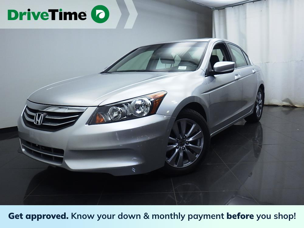 Location: Sterling Heights, MIHonda Accord EX in Sterling Heights, MI