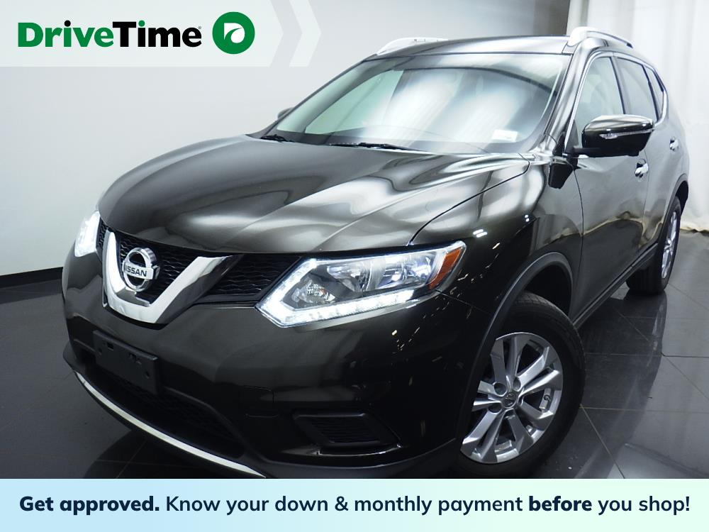 Nissan Erie Pa >> Used 2015 Nissan Rogue For Sale In Erie Pa Edmunds