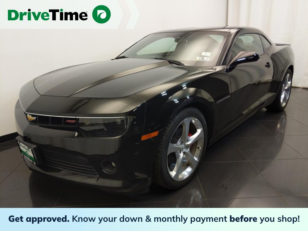 Used Chevrolet Camaro For Sale In Pittsburgh Pa Edmunds