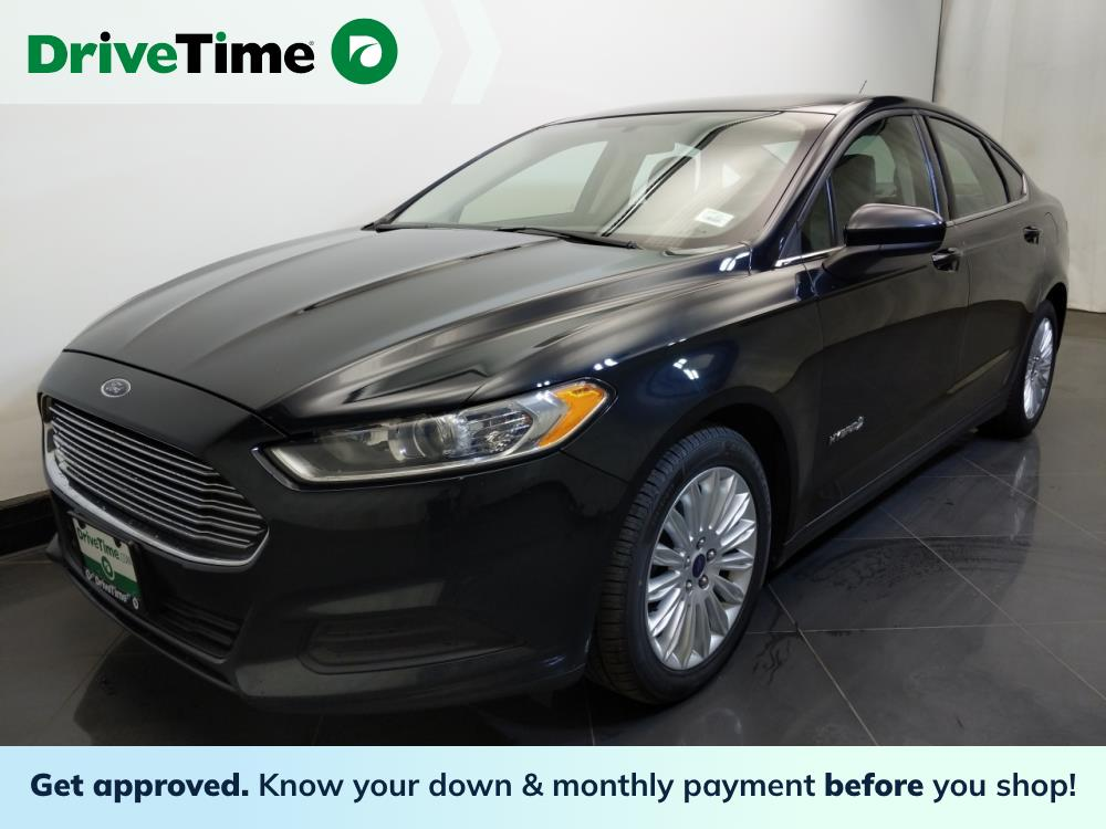 Used 2014 Ford Fusion Hybrid for sale - Pricing & Features ...